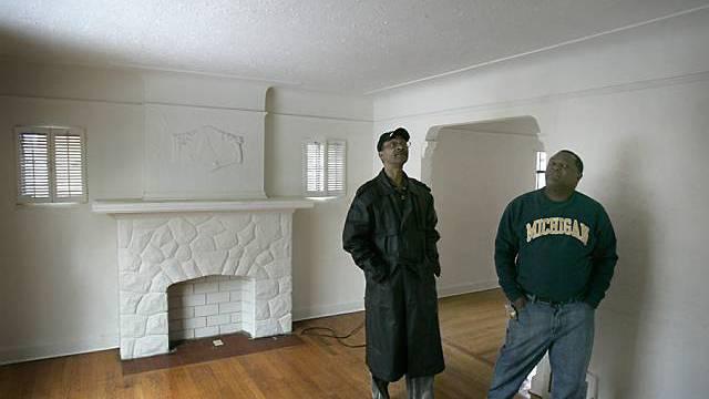 Immobilien-Verkauf in den USA gestiegen