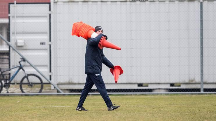 Mann mit Hütchen: Ludovic Magnin will in der Super League Fuss fassen.