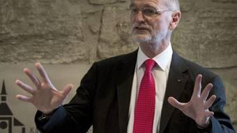 Jean-Frédéric Jauslin, ehemaliger Direktor  des Bundesamts für Kultur (BAK), wird Präsident der neugegründeten Stiftung Sion Violon Musique. (Archivbild)