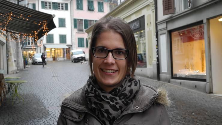 Mariann Wüthrich, 24 aus Kyburg-Buchegg