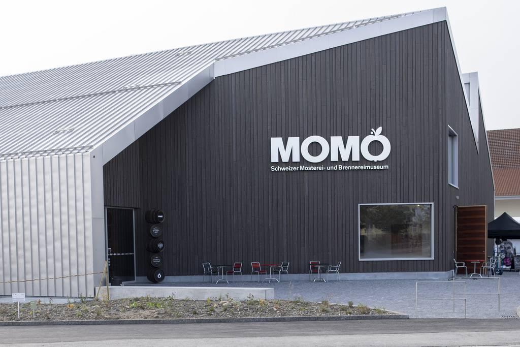 Momö: Das Schweizer Mosterei- und Brennereimuseum in Arbon (© zVg)