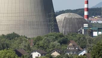 Der Zürcher Stadtrat will dem Kernkraftwerk Gösgen ein Darlehen gewähren. (Symbolbild)