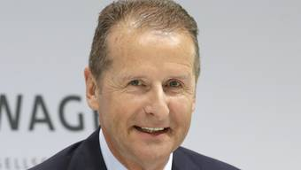 Herbert Diess wird neuer Chef von Volkswagen. (Archivbild)