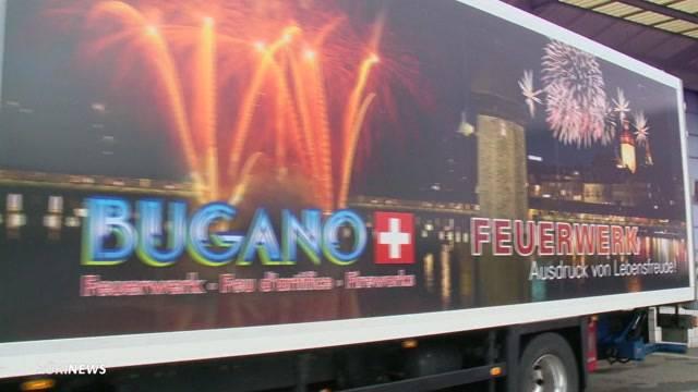 Feuerwerk-Hersteller über Zögern der Behörden genervt