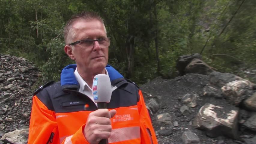 Im Gespräch: Hanspeter Krüsi von der Kantonspolizei SG