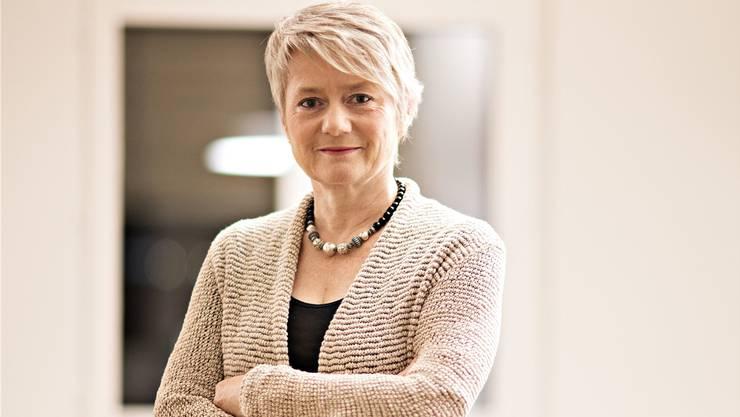 Jacqueline Fehr (SP) will wiedergewählt werden. (Archiv)