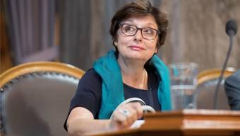 Anita Fetz: «Im Namen der Sicherheit nimmt der NDB Kollateralschäden in Kauf.»