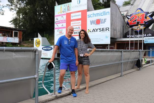 Michel Roth ist Trainer der Skiakrobatik-Nati.