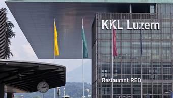 Braucht Geld für die Sanierung: KKL Luzern (Archiv)