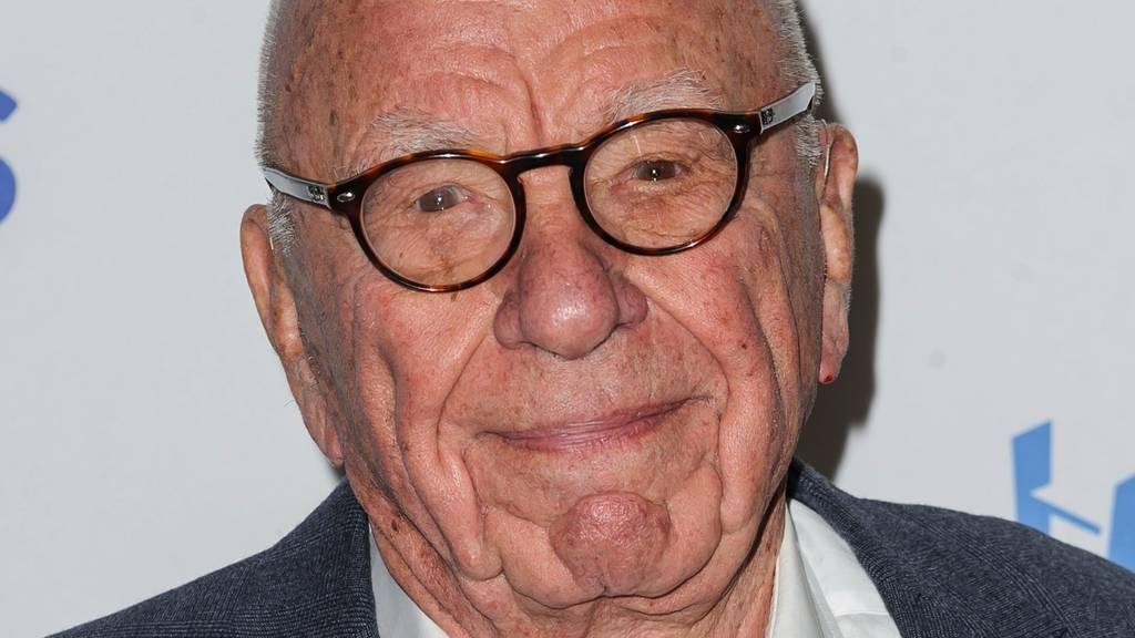 Rupert Murdoch ist Kopf eines Medienimperiums, zu dem unter anderem der amerikanische Sender Fox News gehört.