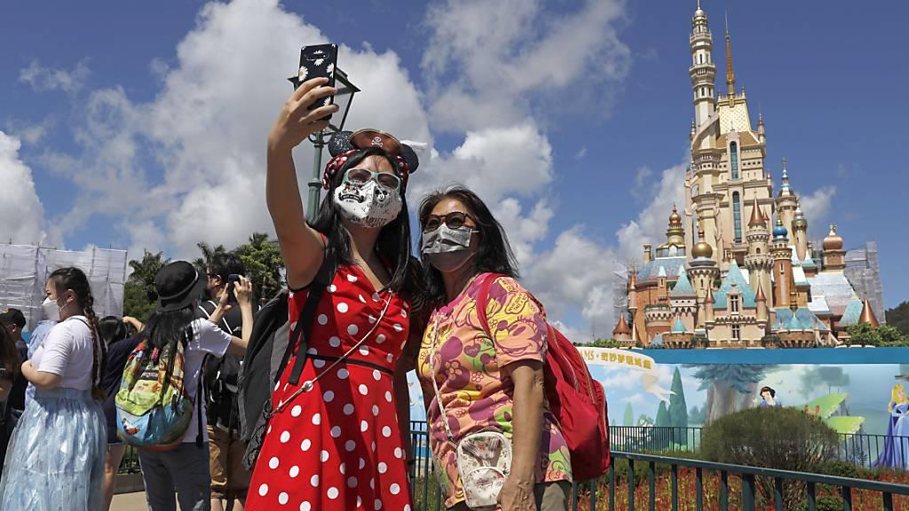 Disney kündigt rund 28'000 Mitarbeitern wegen Coronavirus-Krise