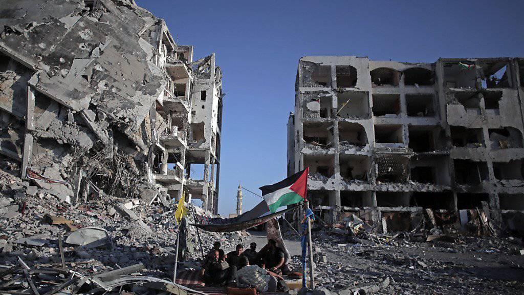 Amnesty International kritisierte Israel wegen «illegaler Angriffe auf Zivilisten» (Archiv)
