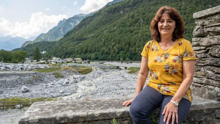"""Anna Giacometti und die Wunde von Bondo: """"Zur Normalität fehlt noch einiges""""."""
