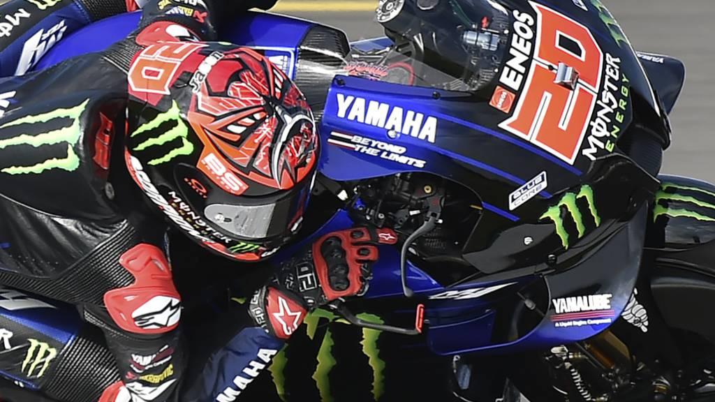 Quartararos grosser Schritt Richtung MotoGP-Titel