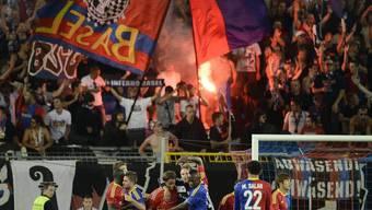 Der FC Basel hat es geschafft! Eine Runde weiter