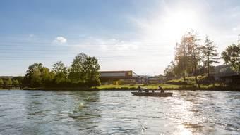 Auch die Limmat fliesst ins Statistische Jahrbuch. 76 Hektaren gross ist die Wasserfläche im Bezirk Dietikon insgesamt, das entspricht rund 1,3 Prozent der Gesamtfläche des Bezirks Dietikon.