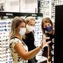 1. Tag mit Maskenpflicht beim Einkaufen im Kanton Solothurn