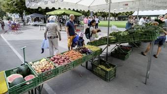 Neuer Markt für das Iselin/Gotthelf-Viertel, beim Allschwilerplatz