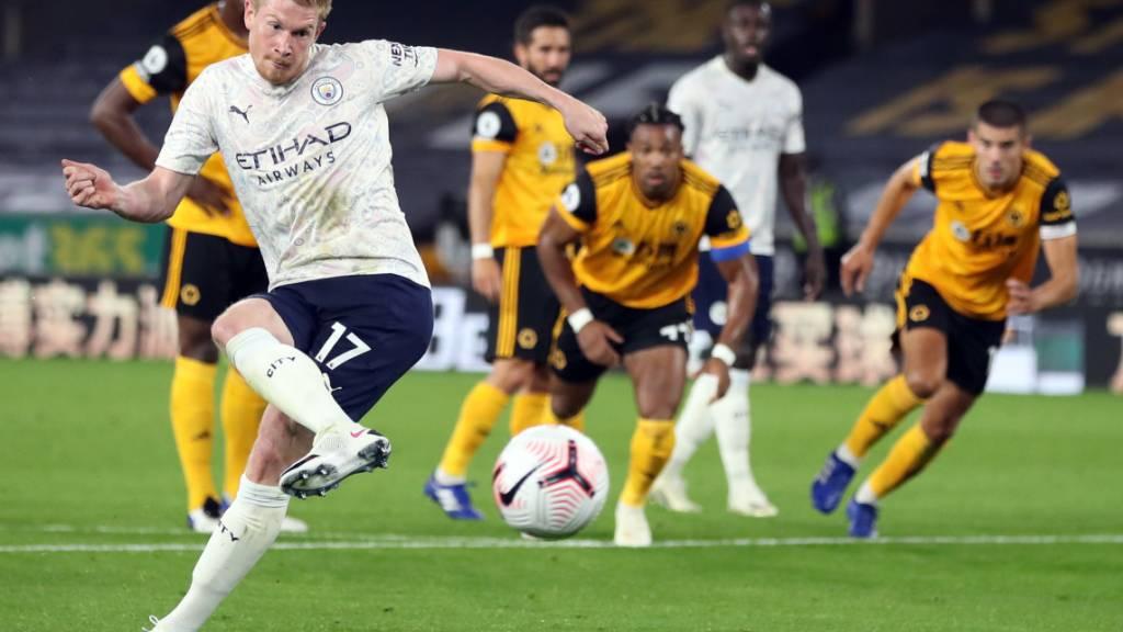 «Dreier» für Manchester City im ersten Saisonspiel