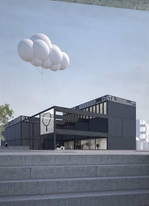 Gewonnen hat das Projekt der pool Architekten aus Zürich