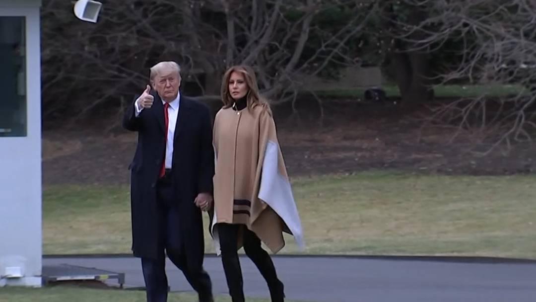 Triumph für Trump: Freispruch im Impeachment-Verfahren