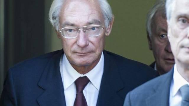 Angeklager Rolf Erb (Archiv)
