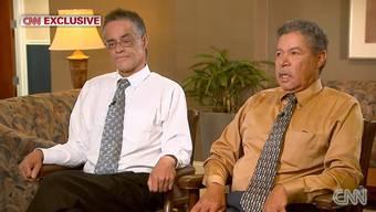 Onil und Pedro Castro. HO