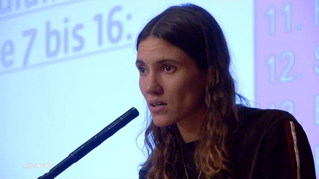 Tamy Glauser kandidiert für den Nationalrat
