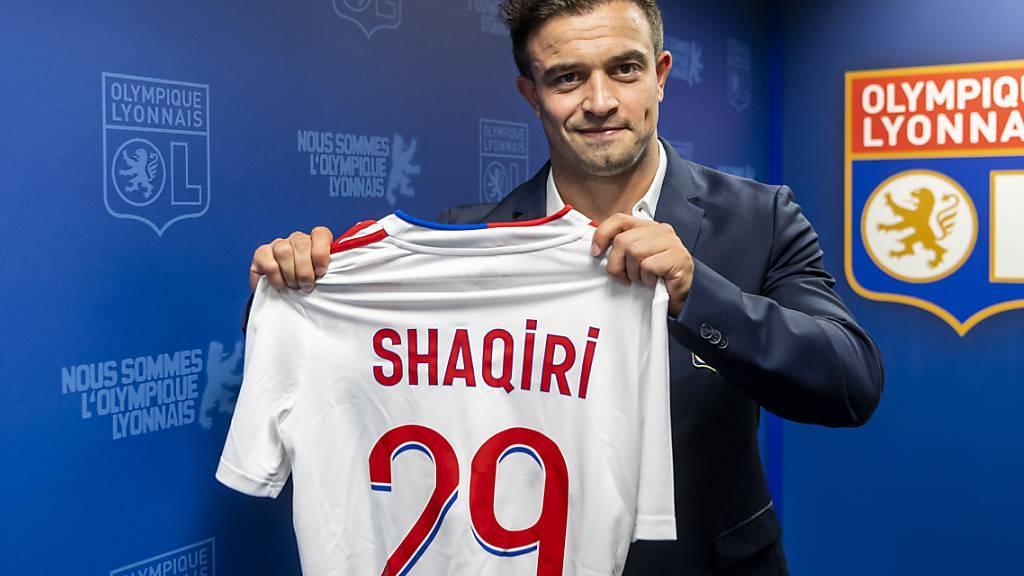 Nach der Ersatzbank in Liverpool wartet auf Xherdan Shaqiri in Lyon eine Hauptrolle