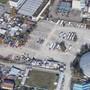 Das Gaswerkareal wurde am Freitag kurzzeitig besetzt.