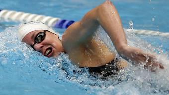 Danielle Villars wurde über 200 m Delfin Neunte (Archivbild)