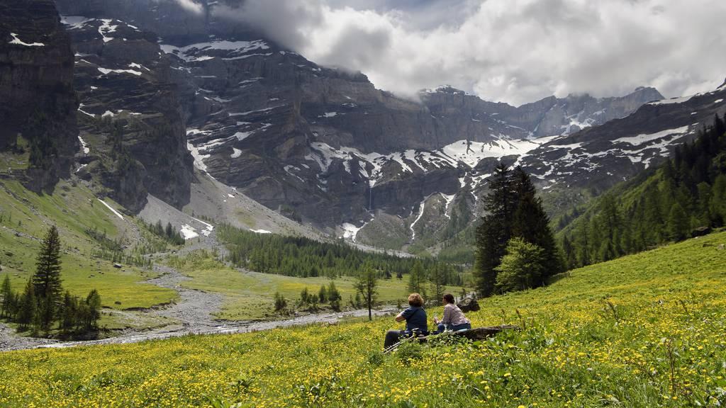 BreiteWerbekampagne soll Schweizer Tourismus wieder ankurbeln