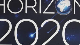 Logo des Milliarden-Projekts Horizon 2020