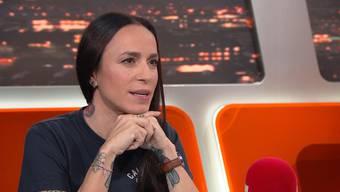 Giada Ilardo in der Sendung «TalkTäglich» über ihren Werdegang und Tattoos, die in ihren Studios auf keinen Fall gemacht werden.