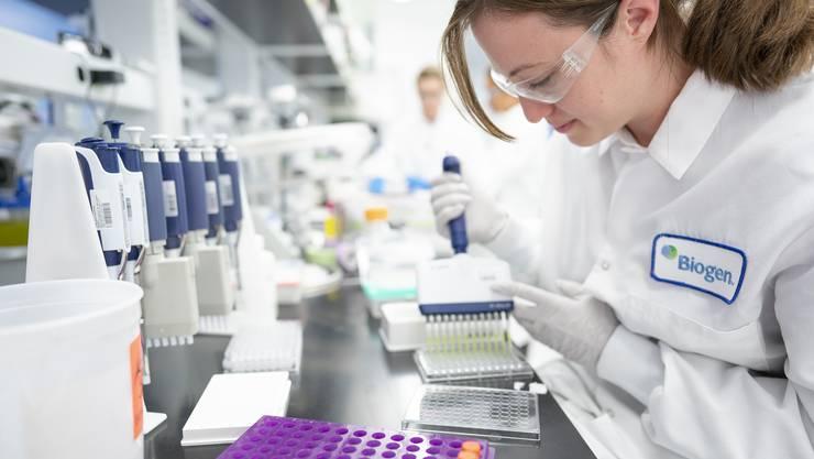 In Luterbach werden Medikamente für Patienten mit chronischen Krankheiten hergestellt. (Symbolbild)