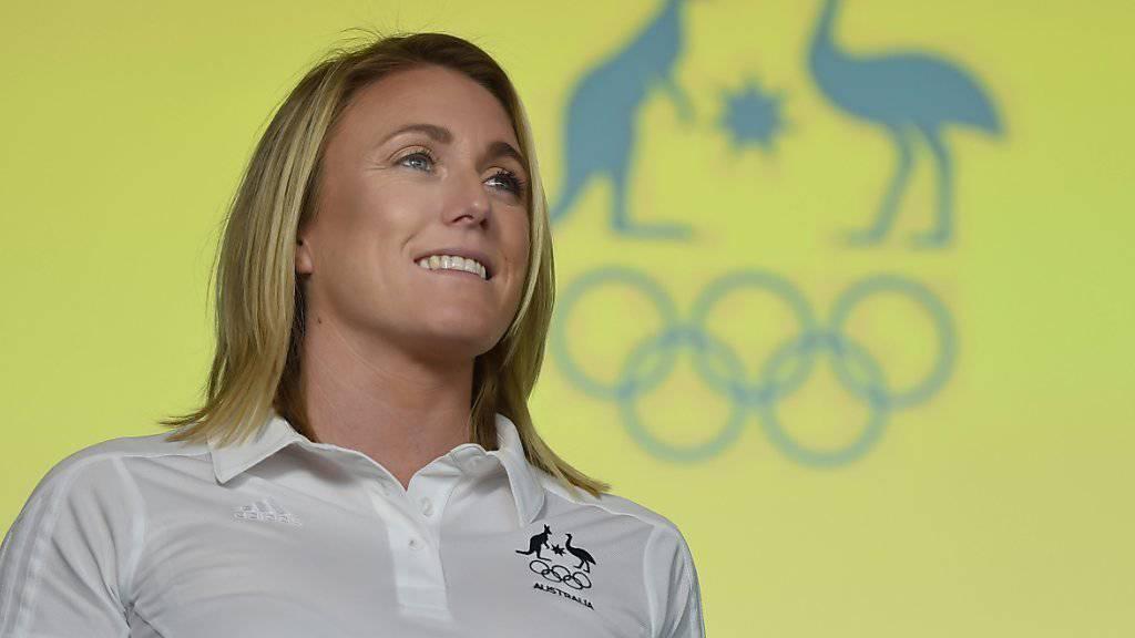 Sally Pearson wird die Olympischen Spiele verpassen