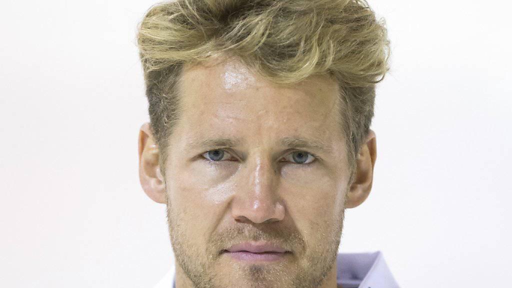 Timo Helbling wird den SC Bern Ende Saison in Richtung Kloten verlassen