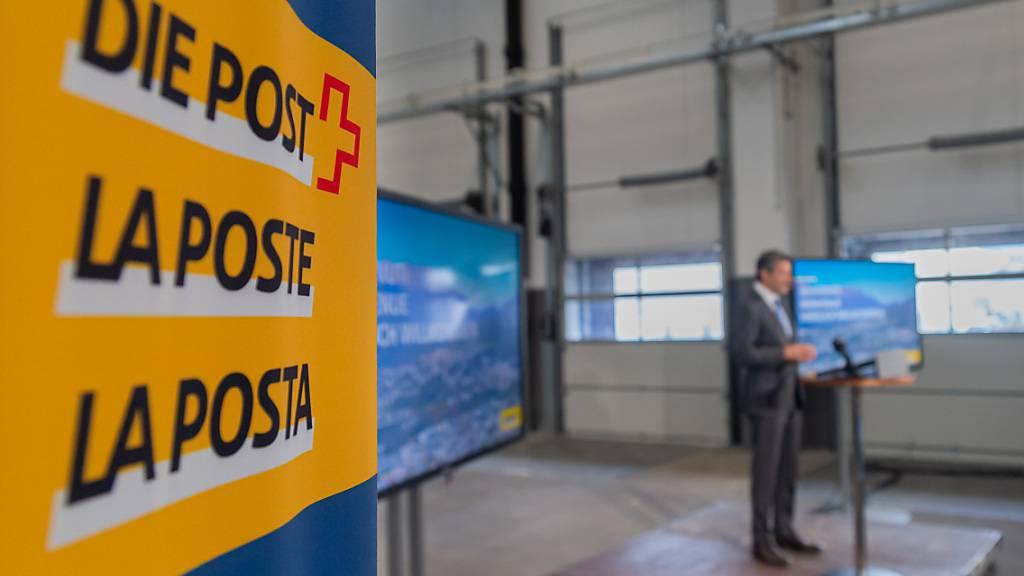 «Beste Post der Welt» - zum fünften Mal gewinnt die Schweizerische Post die Auszeichnung in diesem Jahr. (Archivbild)