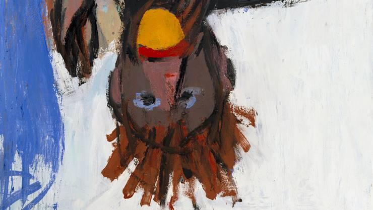 Kraftvoll Abwärts Georg Baselitz Hat 60 Jahre Als Wilder Maler