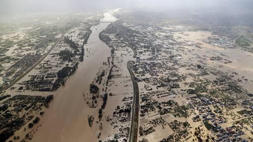 Japan setzt Bergungsarbeiten nach Taifun-Katastrophe fort