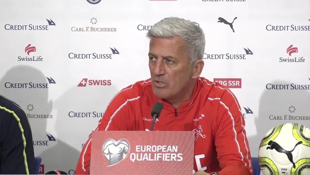 Schweiz-Dänemark: Ist die Nati bereit für das Quali-Spiel?