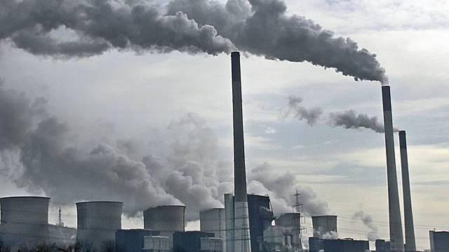 Weniger Kohlendioxid-Ausstoss dank der Wirtschaftskrise (Symbolbild)