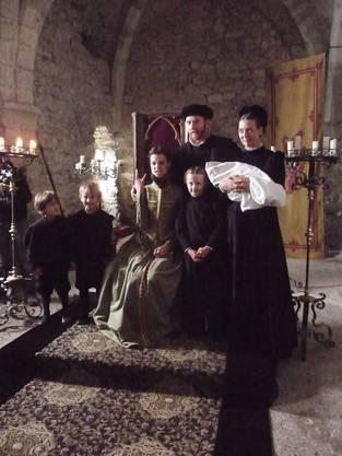 Hier hat Martine Felber unter anderem gewirkt: Im Film Mary, Queen of Scots (2013)