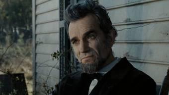 Daniel Day-Lewis in der Rolle von Abraham Lincoln