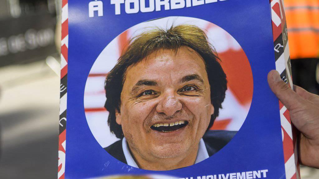 Der Streit mit Rolf Finger ist beigelegt, doch Christian Constantin will weiterhin gegen seine Sperre durch die Liga klagen