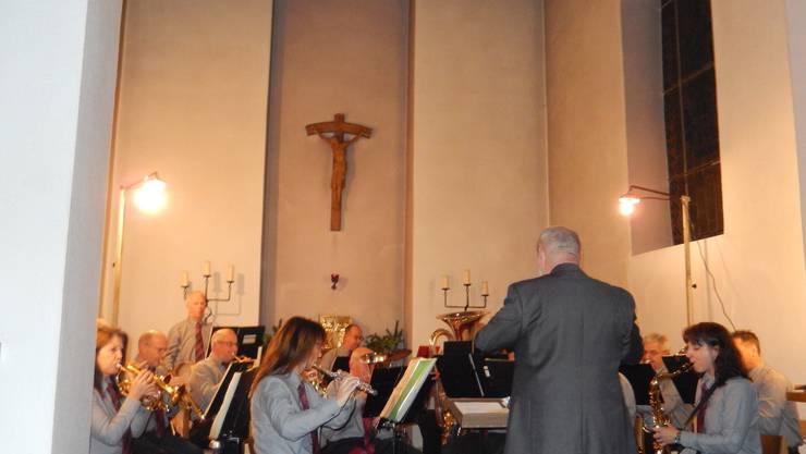 MG Ittenthal begeisterte am Adventskonzert