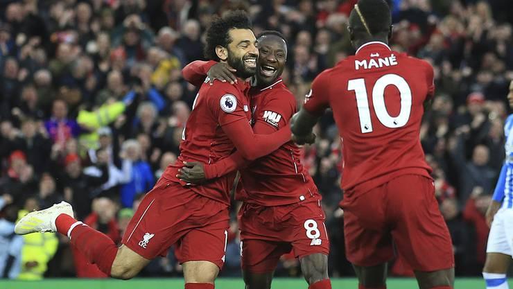 Liverpool muss gegen Barcelona jubeln, sonst droht eine titellose Saison.