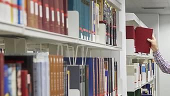 17'589 Ausleihen hatte die Bibliothek im letzten Jahr zu verzeichnen. (Symbolbild)