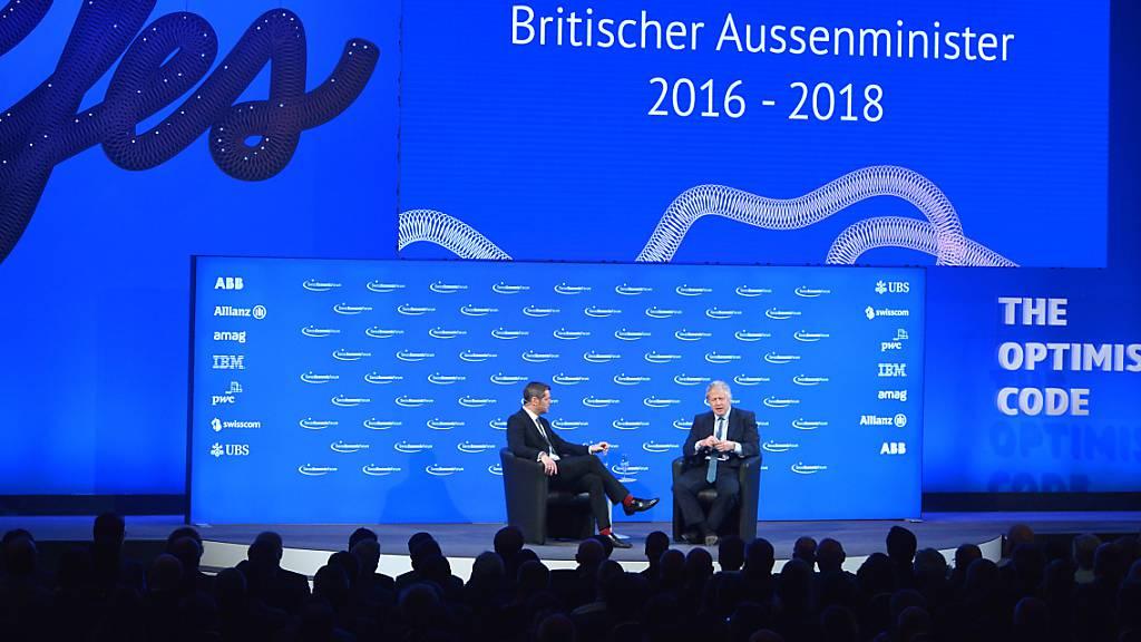 Swiss Economic Forum findet im Herbst in Montreux statt