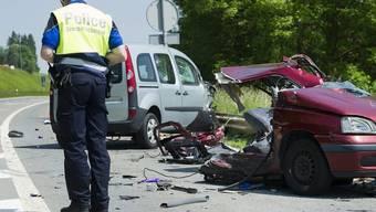 Nach dem tödlichen Unfall bei Montpreveyres